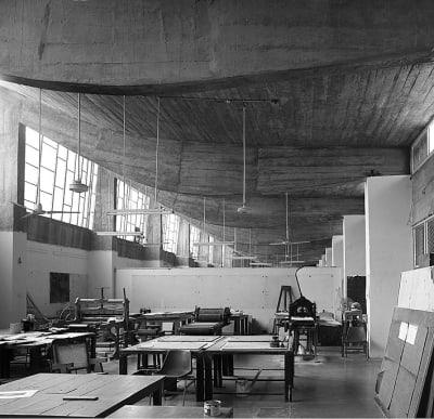Le Corbusier Cemal Emden Ecole D Art Et D Architecture Divisare