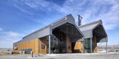 Erginoglu Calislar Architects Cemal Emden New Power Station Divisare