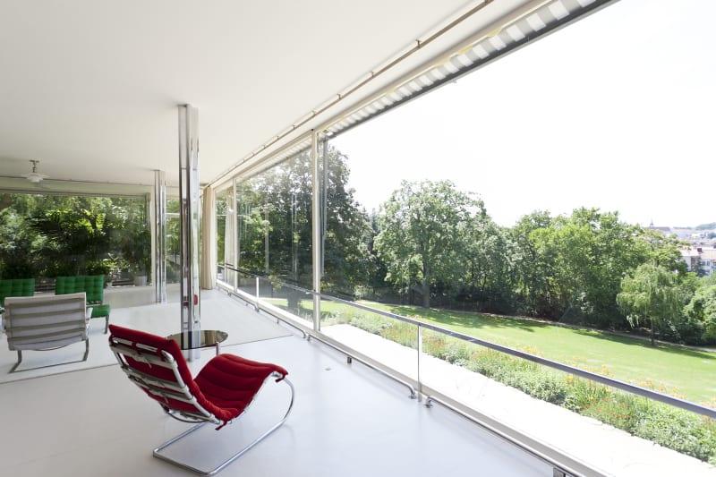 Ludwig Mies van der Rohe, Alex Shoots Buildings · Villa Tugendhat