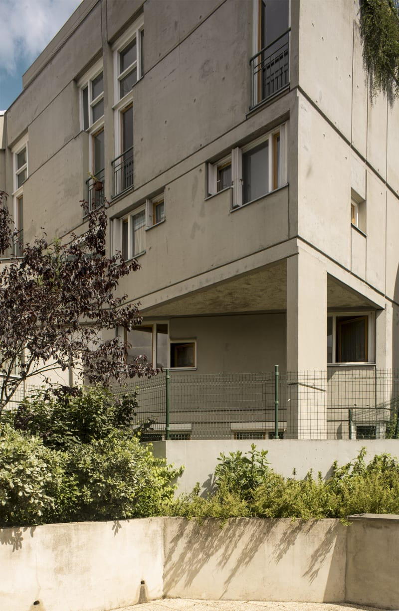 Jean Renaudie, Renée Gailhoustet, Lorenzo Zandri · Ivry-sur-Seine Social Housing Project