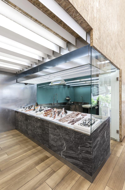 Klab Architecture · Thanopoulos Supermarket