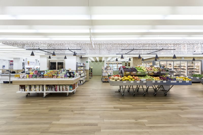Klab Architecture · Thanopoulos Supermarket
