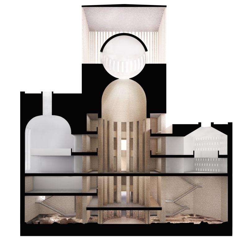 KUEHN MALVEZZI · House of One Berlin