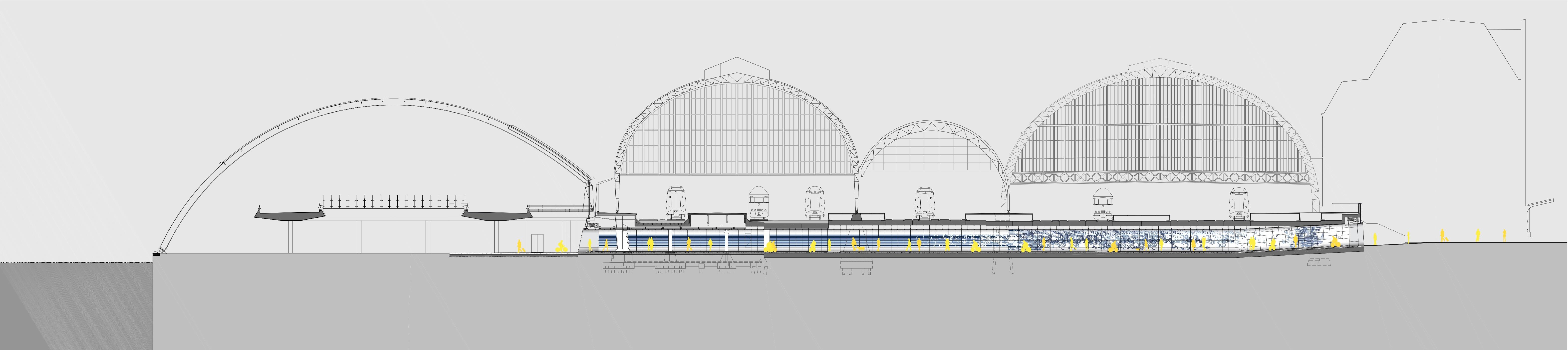 Benthem Crouwel Architekten, Jannes Linders · Cycle and