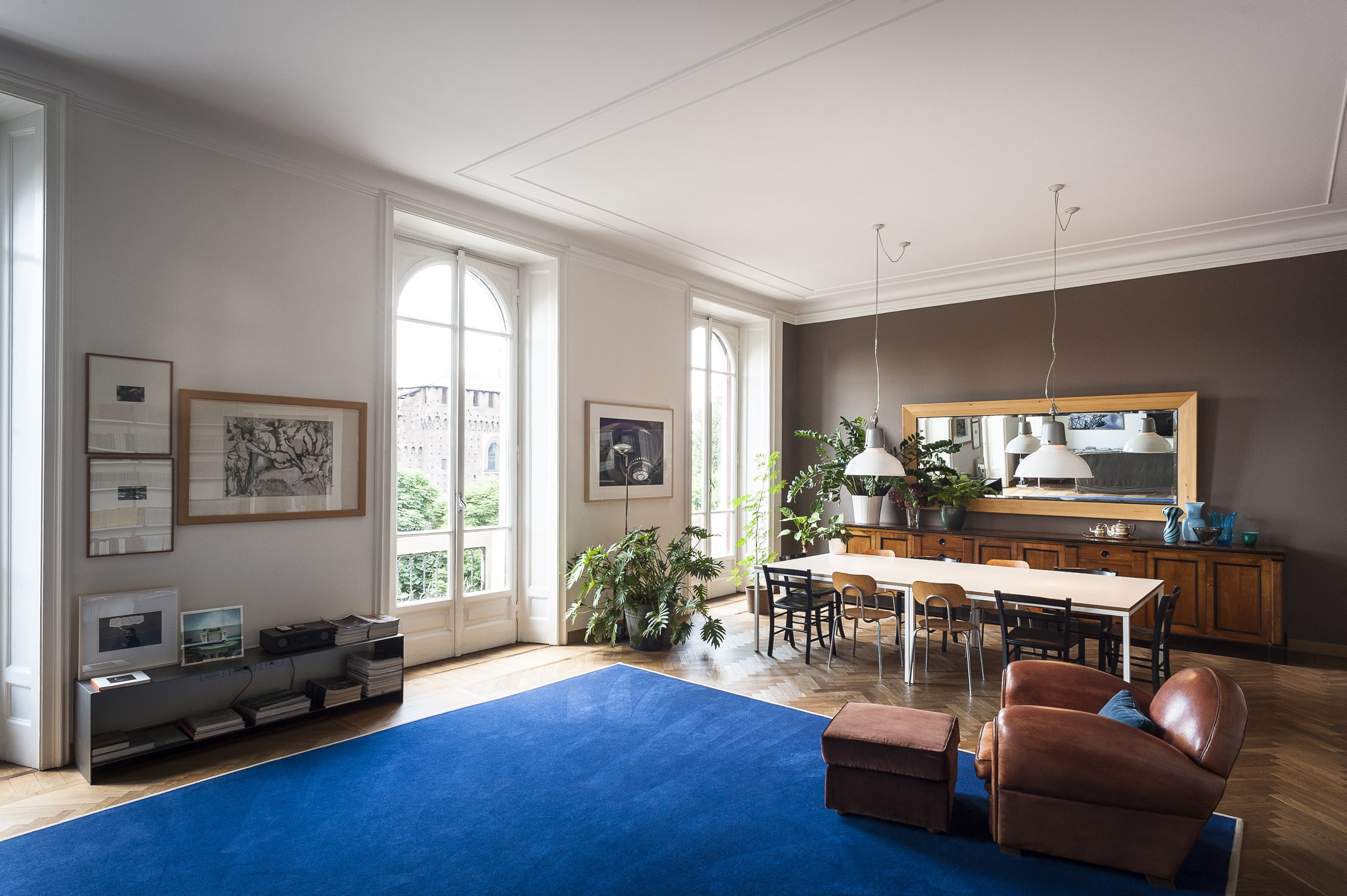 IB Studio · apartment in milan · Divisare