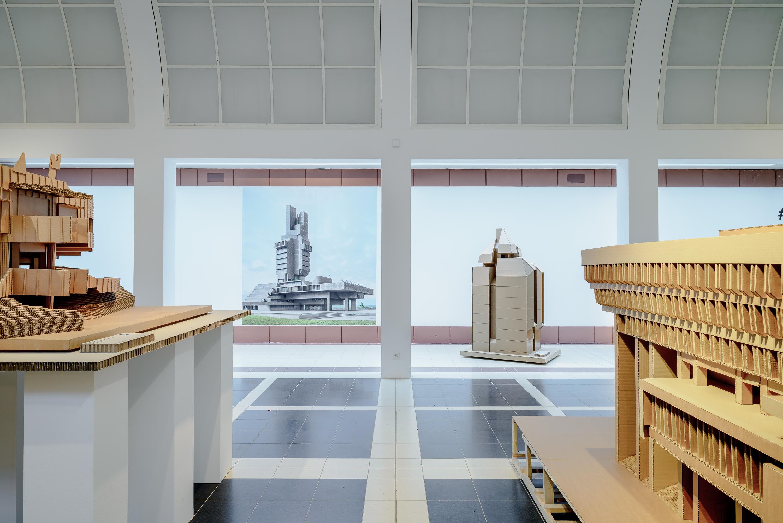 Moritz Bernoully · SOS Brutalism at DAM / German